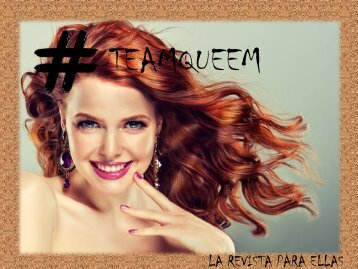 REVISTA TEAM QUEEM