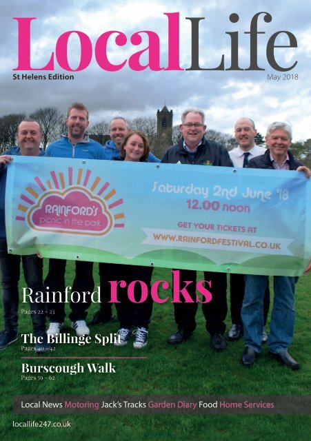 Local Life - St Helens - May 2018