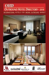 OHD-Outbound Hotel Directory 2018