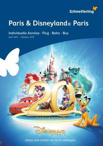 SCHMETTERLING ParisDisneylandParis So12