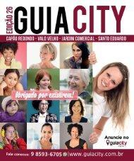 Revista Guia City Capão Redondo 26