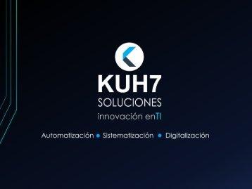 Pilares KUH7 Soluciones