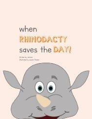 When Rhinodacity saves the day