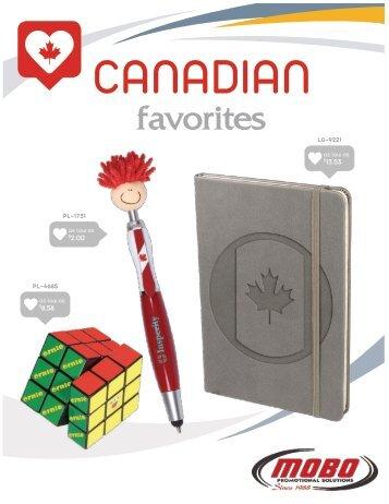 MOBO Canadian Favorites