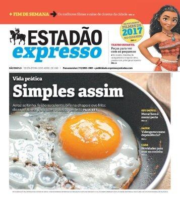 Estadão Expresso - Edição de 13.04.2018