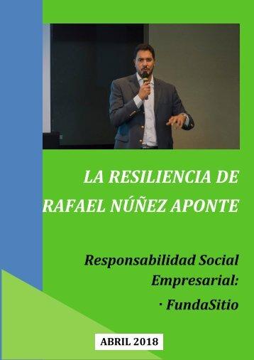 Rafael Nuñez Aponte-Resiliencia
