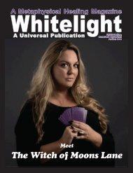 White Light Magazine - Autumn 2018