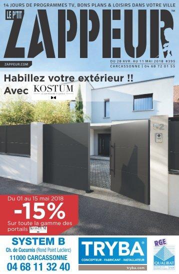 Le P'tit Zappeur - Carcassonne #395