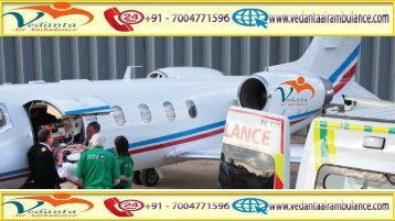 Get Air Ambulance Service at Affordable Cost from Bhubaneswar to Delhi by Vedanta Air Ambulance