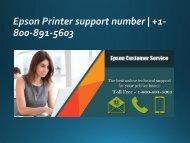 epson printer support,+1-800-891-5603