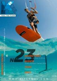 Kitesoul Magazine #23 International Edition
