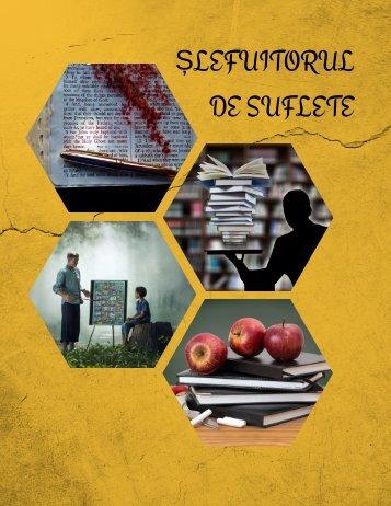 Carte personalizată pentru profesori