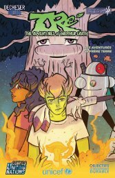 Tre`: The Adventures of Brother Earth (French)
