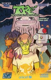 Tre`: The Adventures of Brother Earth (Spanish)