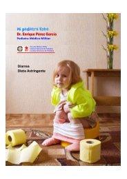 Dieta astringente infantil