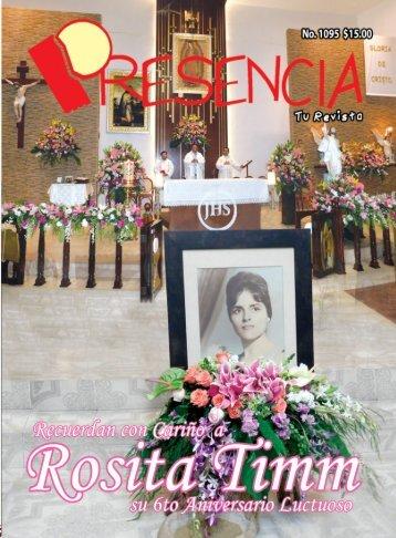 Revista Presencia Acapulco 1095