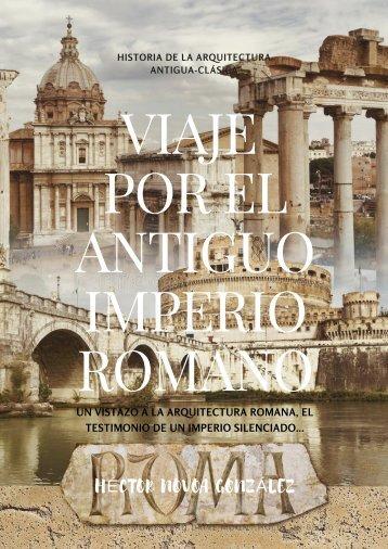 REVISTA DE LA ARQUITECTURA DEL IMPERIO ROMANO