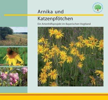 Arnika und Katzenpfötchen - agentur & naturschutzbüro · thomas ...