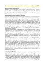 Informationen zur Heimatpflege im Landkreis Sonneberg