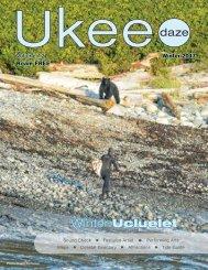 Ukeedaze Magazine - Volume 12