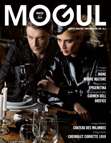 Mogul Magazine III