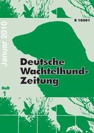 Einladung zur Hauptversammlung 2010 - beim Verein für Deutsche ...