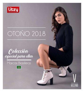 Litzy - Especial Brasileras Otoño 18
