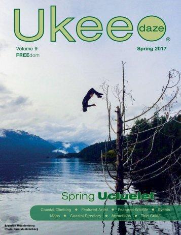 Ukeedaze Magazine - Volume 9