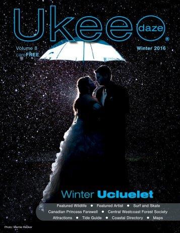 Ukeedaze Magazine - Volume 8