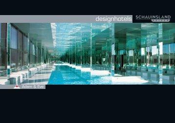 SCHAUINSLAND Designhotels 2011