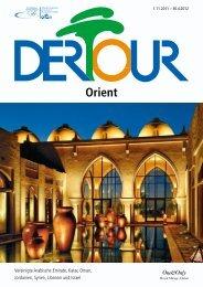DERTOUR Orientnordafrika Wi1112