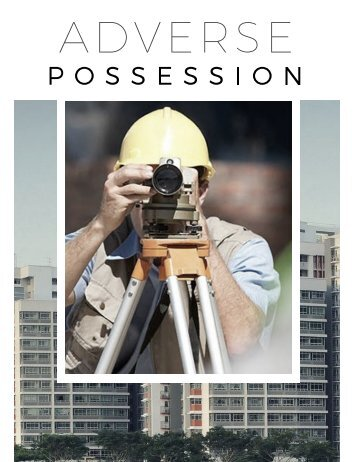 Adverse Possession