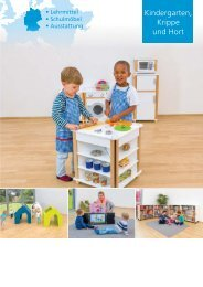 Kindergarten, Krippen und Horte