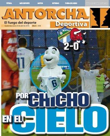Antorcha Deportiva 313