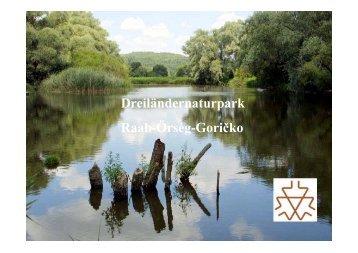 Dreiländernaturpark Raab-Örség-Goričko