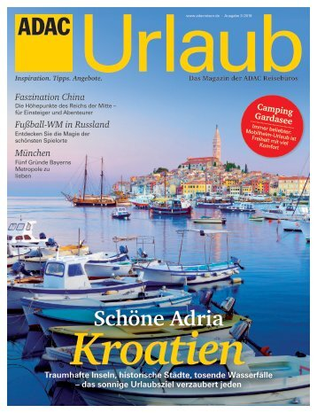 ADAC Urlaub Mai-Ausgabe 2018_Württemberg