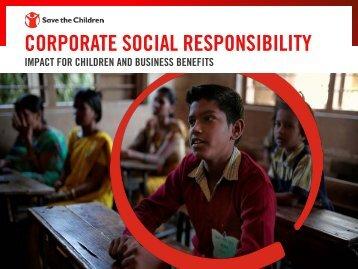 SC India CSR Brochure