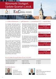 E & G Real Estate Büromarkt Q1.2018