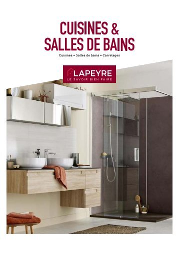 Lapeyre magazines - Catalogue cuisine lapeyre ...
