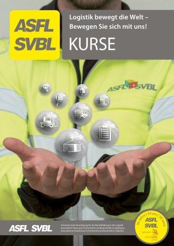 ASFL SVBL Kursprogramm 2018 DE