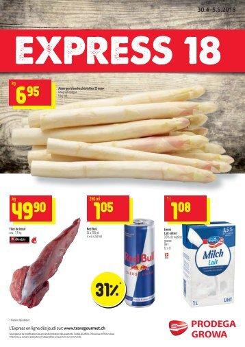 Express 18