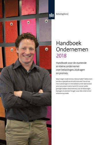 BD Handboek ondernemen 2018