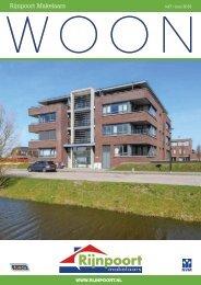 Rijnpoort Makelaars WOON magazine #47, uitgave mei 2018