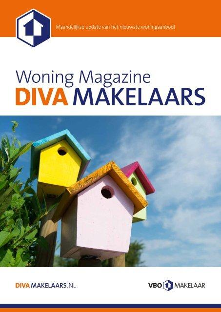 DIVA Woningmagazine #17, mei 2018