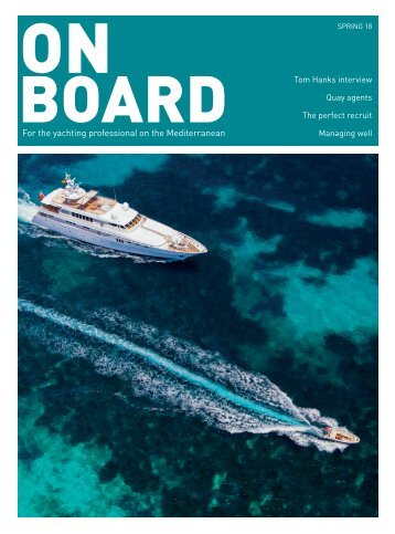 ONBOARD Magazine Spring 2018