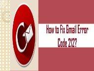 How to Fix Gmail Error Code 212? 1-800-213-3740