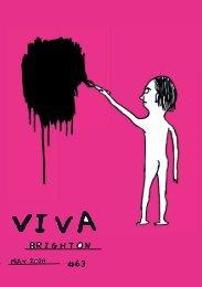 Viva Brighton Issue #63 May 2018