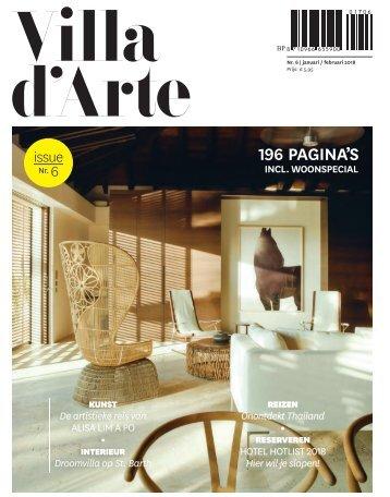 Villa d'Arte 6 2017