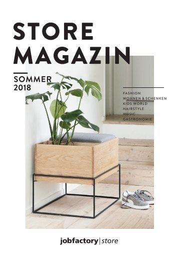 Store Magazin Sommer 2018