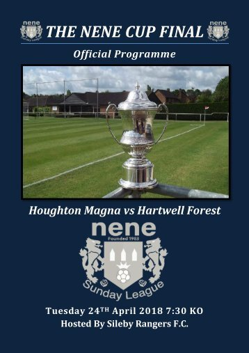 THE NENE CUP